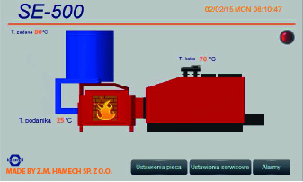 sterownik se-500